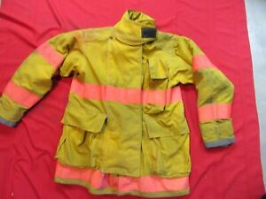 Quest 46 X 37 Firefighter Fire Turnout Jacket Coat Thermal Liner Bunker Gear