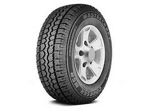 2 New 245 75r16 Mastercraft Courser Msr Studdable Tires 245 75 16 2457516