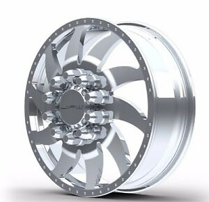 Jfw Forged Dually Wheels Jf005 24