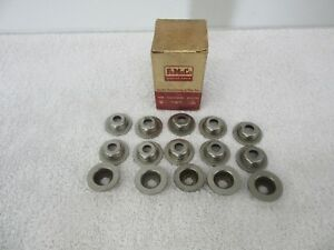 Nos 1958 1961 Ford 332 352 390 Valve Spring Retainers 15 B8a 6514 B Dp