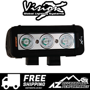 Vision X 5 Xmitter Lo Pro Xtreme Light Bar 15w 1584lm Broad Spot 4000759