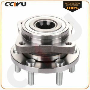 Left Or Right Front Wheel Hub Bearing Assembly New Fits Dodge Viper 1990 1996