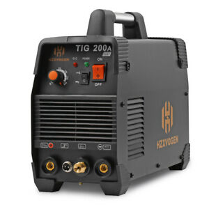 Hzxvogen Tig Welding Machine 110v 220v 200amp High Frequency Mma 200 Tig Welder