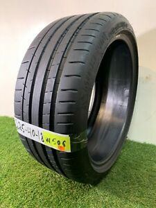 225 40 18 88y Used Tire Michelin Pilot Super Sport 80 8 32nds W506