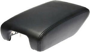 Fits 99 05 Lexus Gs300 400 430 Black Real Leather Center Console Armrest Cover