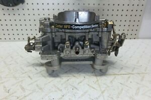 9605s 600 Cfm Manual Choke Carburetor Carter Afb Competion Series Ford Chevy