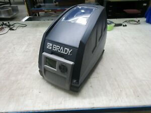 Brady Bp ip300 Label Thermal Printer Used With Labels And Printer Ribbon