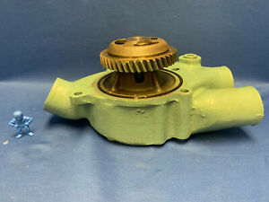 Detroit Diesel R5149326 Water Pump 8v 71 Left Hand Helix Gear Remanufactured