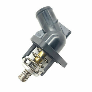 Engine Coolant Thermostat Housing For Chevrolet Corvette Camaro Cadillac Cts Gas