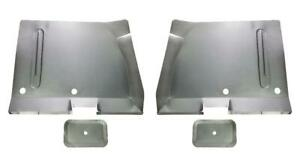1961 1962 1963 1964 1965 Lincoln Continental Front Floor Patch Pan New Pair