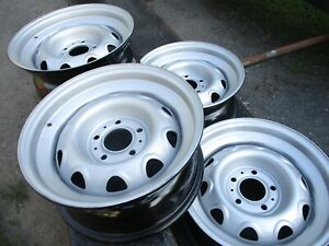 Mopar Dodge Plymouth Original 4 15x 61 2 Dodge Plymouth Rally Wheels