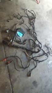 04 Chevrolet Avalanche 5 3l Rwd Engine Wire Harness Uncut Complete