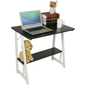 Wood Computer Desk Pc Laptop Table Workstation Home Office Study Furniture 32
