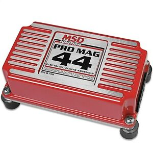 Msd Ignition 8145 Pro Mag Electronic Points Box