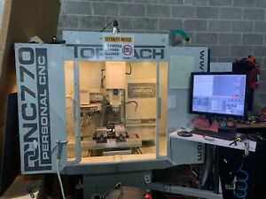 Lightly Used Tormach 770 Mill