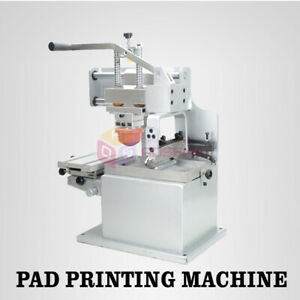 Pad Printing Printer Press Machine Single Color Pen Ball Label Pvc Cup Gift Logo
