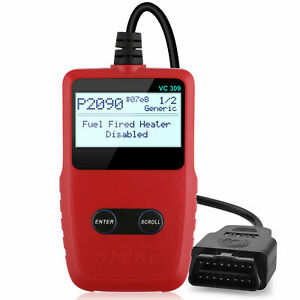 Wireless Bluetooth Obdii Code Reader Engine Light Check Diagnostic Tool Elm327