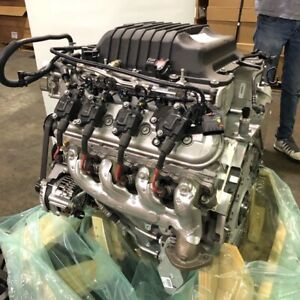 New Chevrolet 6 2l Lsa Supercharged 556 580 Hp Engine Zl1 Camaro Cts v Series