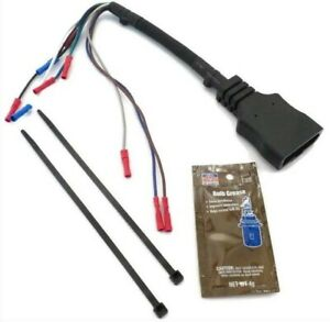 Brand New Western Snow Plow 9 Pin Harness Repair Kit For Unimount