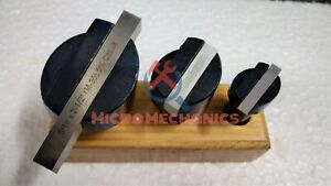 Fly Cutter 3 Pc Set 1 2 Shank 3 Pc H s s 5 Cobalt Tool bit Wooden Stand