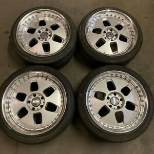Bbs Impul Mesh Forged Lm Rs Honda Toyota Mazda Vw Bmw Mercedes Benz Rare