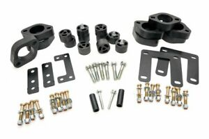 Rough Country 1 25 Body Lift Kit Fits 2009 2012 Dodge Ram 1500 Suspension