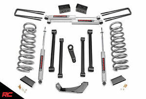 Rough Country 5 Lift Kit Fits 1994 1999 Dodge Ram 1500 4wd Suspension System