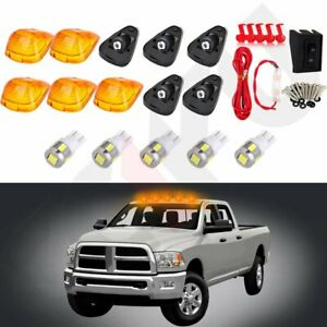 5pcs For 99 16 Ford Super Duty Cab Marker Running Light Super White Led wire
