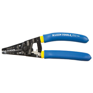 Klein Tools 11055 Solid And Stranded Copper Wire Stripper And Cutter