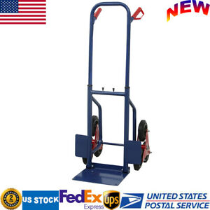Portable Heavy Duty Folding Stair Climbing Climber Hand Truck Dolly Cart Trolley