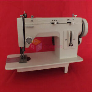 Walking Foot Zigzag Stitch 7 inch Arm Sewing Machine Leather Sewing Machine