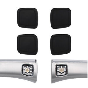 4x Keyless go Door Handle Button Cover Cap Fit For Mercedes benz W22