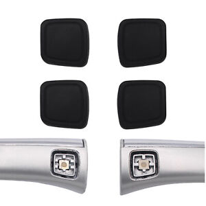 4x Keyless go Door Handle Button Cover Cap Fit For Mercedes benz W220 S C215 Cl