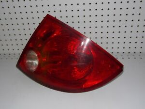 Oem Gm 2005 2010 Chevy Cobalt Used Parts R Tail Light 15277881
