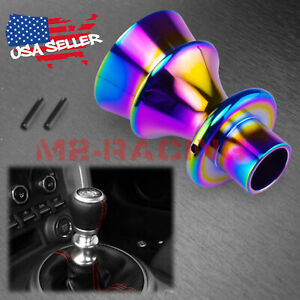Neo Chrome Manual Shifter Reverse Lock Out Adapter Lifter Replacement For Subaru