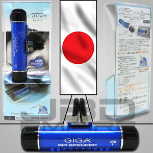 Giga Air Spencer Clip Air Freshener Vent Made In Japan Jdm Q5 Marine Squash