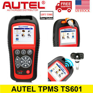 Us Autel Ts601 Tpms Sensor Tool With Obdii Scanner Code Reader Ecu Reprogramming