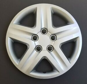 One New Wheel Cover Hubcap Fits 2006 2013 Chevrolet Impala 16 Silver 5 Spoke
