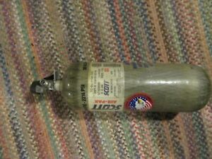 2006 Scott Scba Air Tank Cylinder 30 Minutes 2216 Psi Valve Fire Bottle