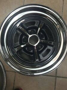 1 New 15 X 7 Dodge Magnum 500 Wheel