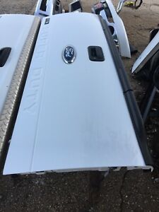 Ford Superduty Step Tailgate F250 F350 Tail Gate W Pull Out Step 08 16