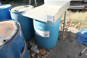 55 Gallon Drum Barrel Of Ferric Chloride 42 Shipping Available Gal 55g
