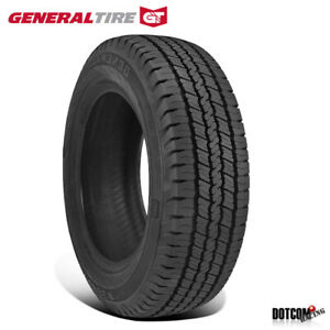 1 X New General Grabber Hd Lt235 80r17r10 120 117r Tires