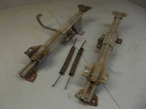 1955 1959 Chevrolet Truck Oem Seat Adjuster Tracks 1956 1957 1958 3100 Chevy