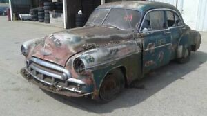 1949 Chevrolet Manual Transmission 3 speed 6 216 594546