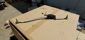 1939 Ford Pass Car Trico Windshield Wiper Motor Sk 46 Working With Arms