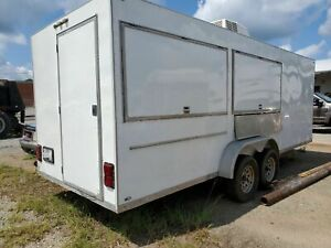 2008 7 X 20 Candw Mutli purpose Food Concession Trailer For Sale In Georgia