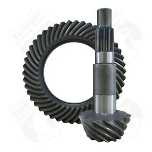 Yukon Gear Ygd80 373 4 Ring Pinion Gear Set For Dana 80 In A 3 73 Ratio Thin