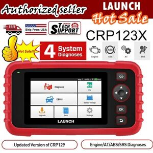 2019 New Launch X431 Cr9081 Obd2 All Special Diagnostic Scanner Tool Immo Coding