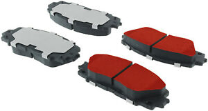 Disc Brake Pad Set Fits 2007 2018 Toyota Yaris Centric Parts